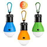 Winzwon Campinglampe, LED Camping Laterne,...