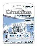 Camelion 17408403 Always Ready Premium NI-MH Akku...