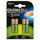 Duracell Recharge Ultra Typ AAA Batterien 850 Mah,...