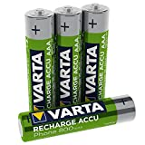 Varta Recharge Accu Phone AAA Micro Ni-Mh Akku 4er...