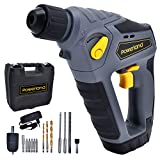 Powerland HD02 14,4V Akku-Bohrhammer DIY...