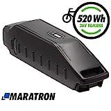 Maratron E-Bike Akku 36V 14,5Ah 520Wh Li-Ion -...