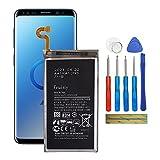 Fruisiy AKKU EB-BG960ABE für Samsung Galaxy S9...