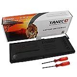 Yanec Laptop Akku 12800 mAh für A1309, MacBook...