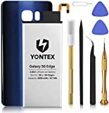 YONTEX Akku für Samsung Galaxy S6 Edge SM-G925F,...