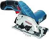 Bosch Professional Akku-Kreissäge GKS 12V-26(2x...