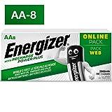 Energizer AA Akkus, Recharge Power Plus Akku, 8...