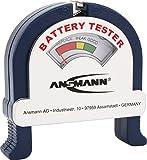 ANSMANN Battery Tester / Zuverlässiges Batterie-...