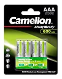 Camelion 17406403 Ni-MH Akku HR03/AAA/Micro,...