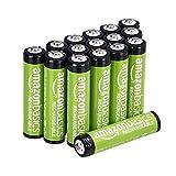 AmazonBasics AAA-Batterien, 800 mAh,...