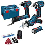 BoschWerkzeug-Kit 10,8v-li (5-teilig)