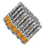 12x Camelion 1100mAh Ni-MH Micro AAA R3 Akku 1,2V...